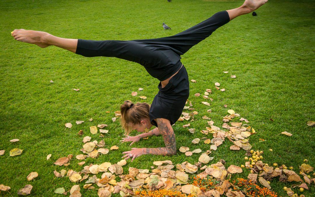 Interview with Durga Devi Jivamukti Yoga Teacher