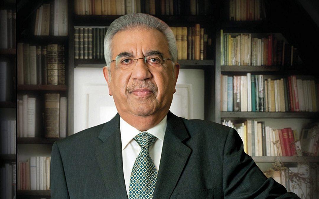 "Sadruddin Hashwani The man behind ""Hashoo Group"""