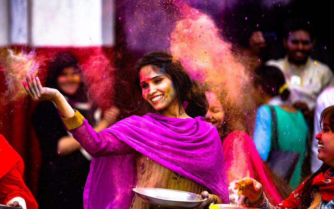 Holi, Spring Festival of India