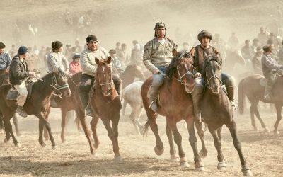 Buzkashi: a Warriors Game
