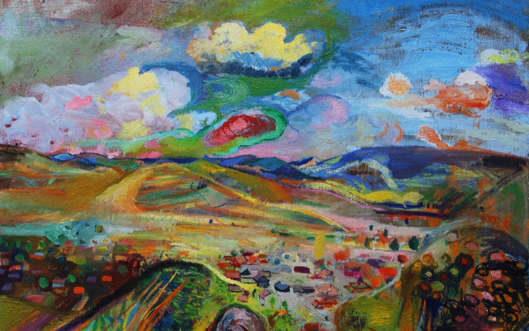 Introducing Otília Nagy, Painter